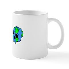 Skull Earth Mug