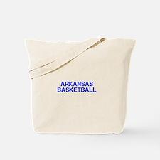 ARKANSAS basketball-cap blue Tote Bag