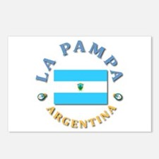 La Pampa Postcards (Package of 8)