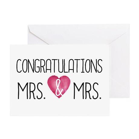 Gay Wedding Greeting Cards CafePress