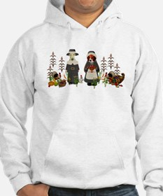 Thanksgiving Dogs Hoodie
