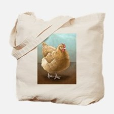 Buff Orpington Hen Tote Bag