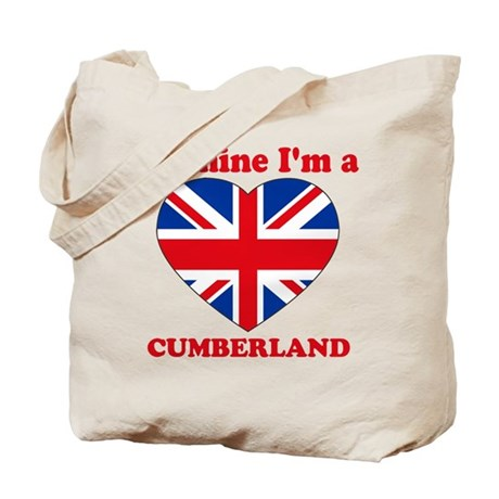 Cumberland, Valentine's Day Tote Bag