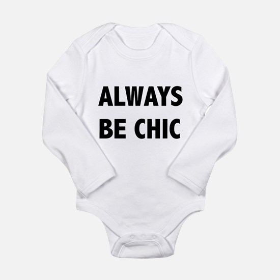 ALWAYS BE CHIC Body Suit