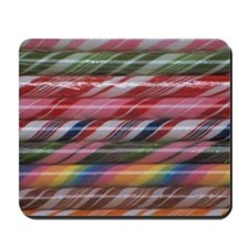 Assorted Candycane Mousepad