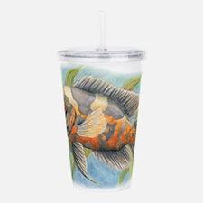 Baby Tiger Oscar Acrylic Double-wall Tumbler