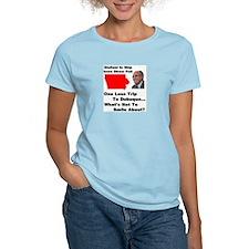 Rudy Left, Mitt Stayed T-Shirt