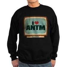 Retro I Heart ANTM Dark Sweater