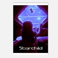 Starchild Postcards (Package of 8)