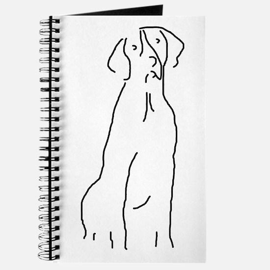 Good Dog GSP Journal