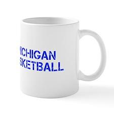 MICHIGAN basketball-cap blue Mugs