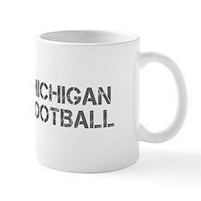 MICHIGAN football-cap gray Mugs