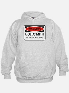 Attitude Goldsmith Hoodie