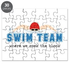 Rock The Block Puzzle