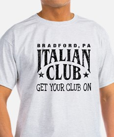 The Italian Club / Get Your C T-Shirt