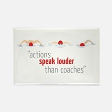 Actions Speak Magnets