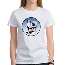 Womans Herb the Sheep T-Shirt