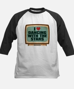 Retro I Heart Dancing With the Stars Tee