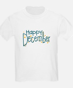 Happy December T-Shirt