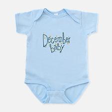 December Baby Body Suit
