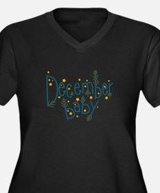 December Baby Plus Size T-Shirt