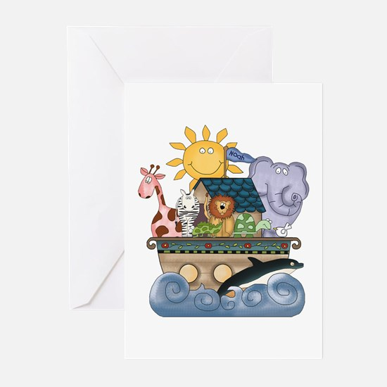 Noah's Ark Greeting Cards (Pk of 10)