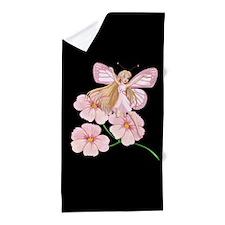 Flower Fairy- Beach Towel