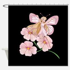 Flower Fairy- Shower Curtain