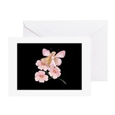 Flower Fairy- Greeting Card