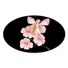 Flower Fairy- Decal