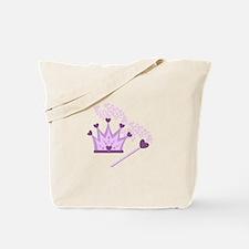 Princess Wand Tote Bag