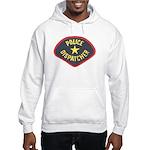Police Dispatcher Hooded Sweatshirt