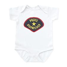 Police Dispatcher Infant Bodysuit