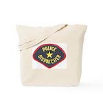 Police Dispatcher Tote Bag