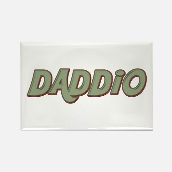 Daddio Rectangle Magnet