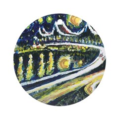 Starry Night Cresent City Connection Ornament