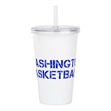 WASHINGTON basketball-cap blue Acrylic Double-wall