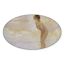 Paul Chabas September Morn Decal