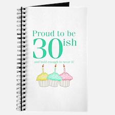 30ish Birthday Journal