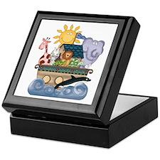 Noah's Ark Keepsake Box