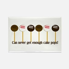 Can never get enough cake pops! Magnets