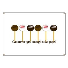 Can never get enough cake pops! Banner