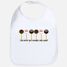 Can never get enough cake pops! Bib