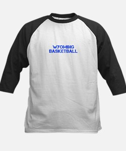 WYOMING basketball-cap blue Baseball Jersey