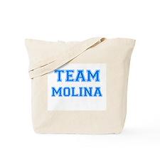 TEAM MOLINA Tote Bag