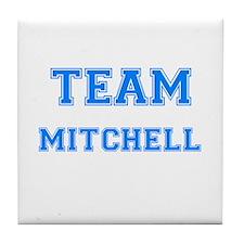 TEAM MITCHELL Tile Coaster