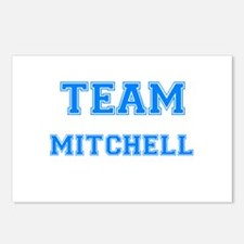 TEAM MITCHELL Postcards (Package of 8)