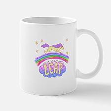 Leaping Unicorn Mugs