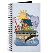 Noah's Ark (blue) Journal