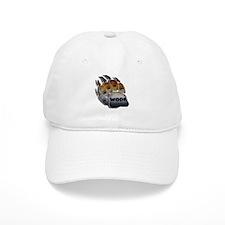 wOOF FURRY BEAR PRIDE PAW Baseball Cap